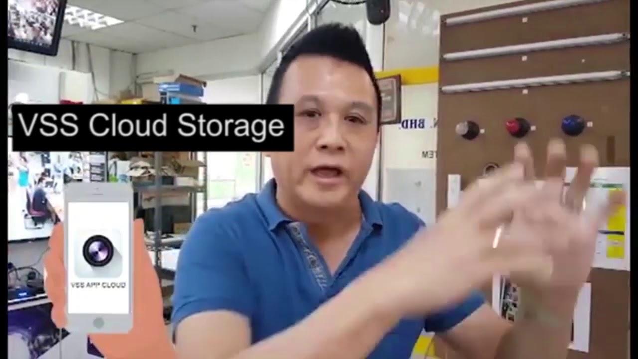 VSS Cloud Storage