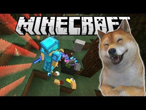 [GEJMR] Minecraft - Dneska s doge webkou - ⚔️ UHC Runy
