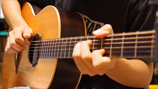 Just Once - James Ingram - Solo Acoustic Guitar - Arranged by Kent Nishimura