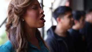 I Was Made for Loving You - Tori Kelly & Ed Sheeran: The Filharmonic ft. India Carney (A Cappella)