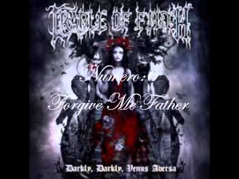 Cradle of filth Top:10