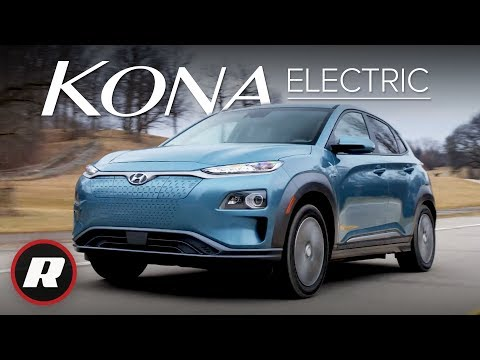2019 Hyundai Kona Electric Review: Comfort through familiarity