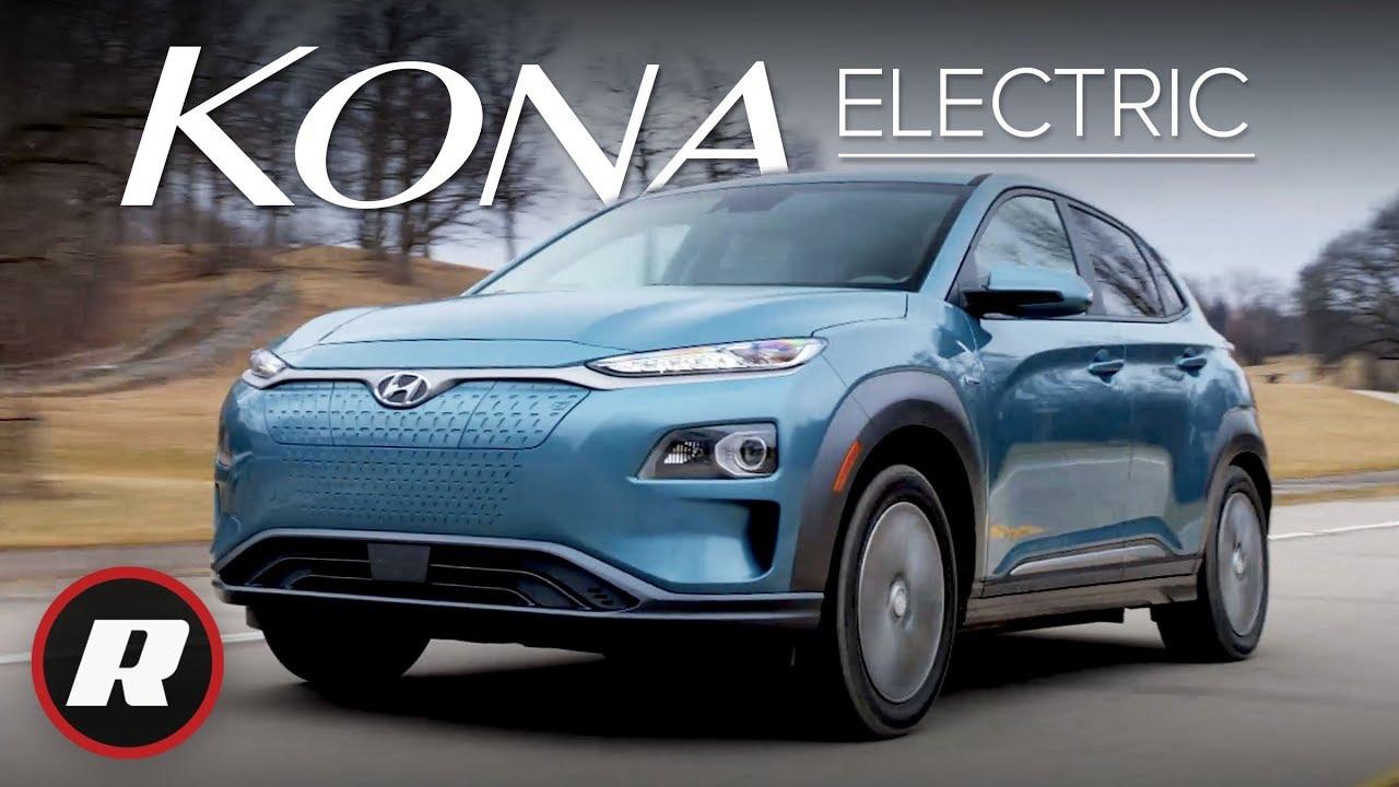 2019 Hyundai Kona Electric Review Comfort Through Familiarity Youtube