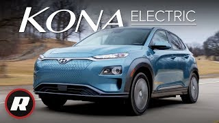 2019 Hyundai Kona Electric Review: Comfort Through Familiarity