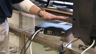 Direct TV Installation : How to Install DirecTV With Cable