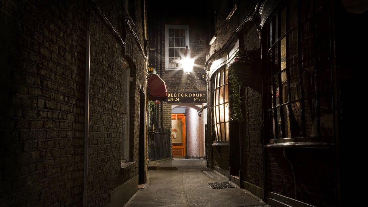 Jack the Ripper Tour and London Ghost Walk  YouTube