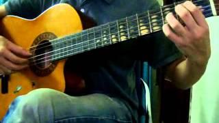 Quay về đi - Thủy Tiên - Guitar solo