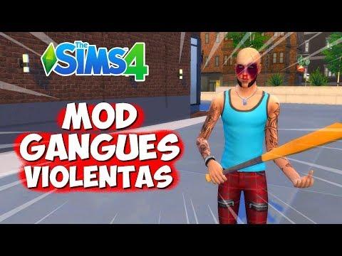 M0D G4NGUES  |  The Sims 4 thumbnail
