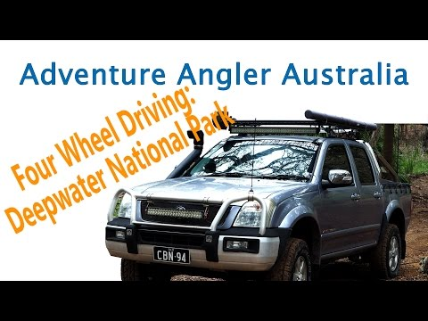 Four Wheel Driving: Deepwater National Park, Agneswaters/1770