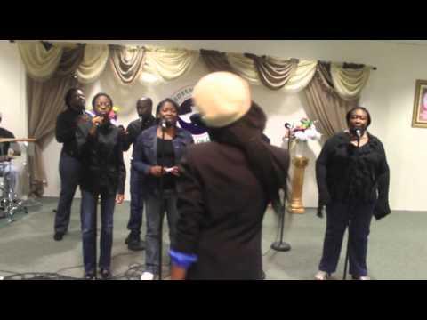 RCCG P.A Voices (Yoruba Praise)