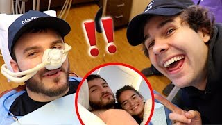 GETTING MY WISDOM TEETH REMOVED!!