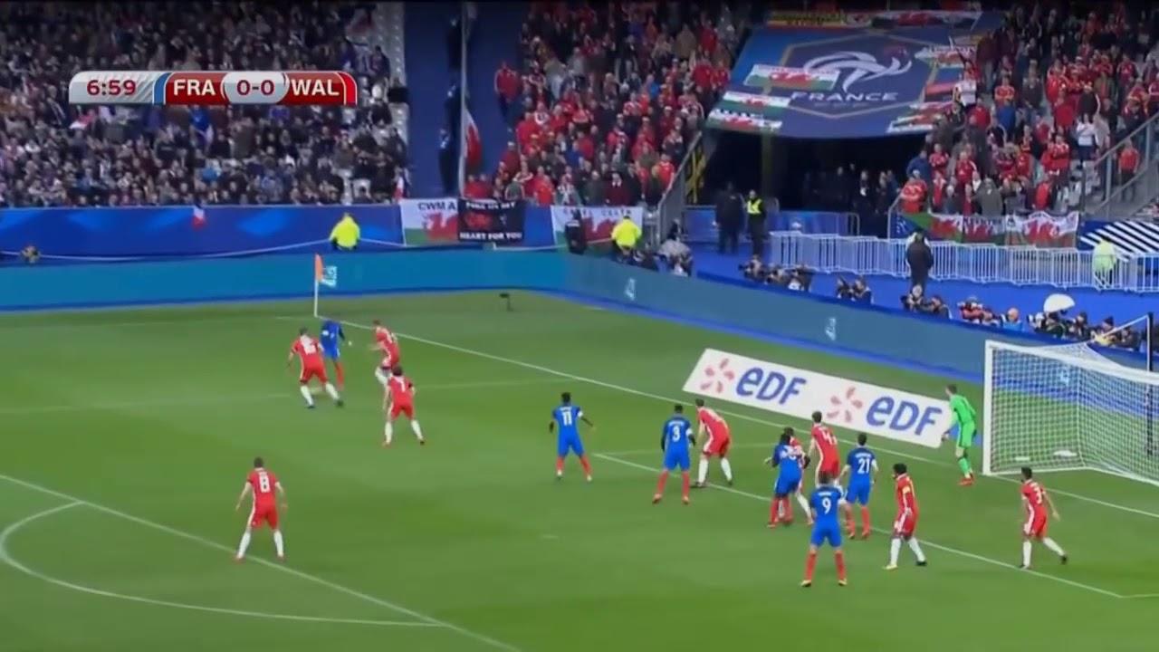 Download France vs Wales 2-0 HD 10/11/2017
