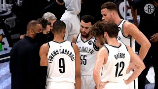 Brooklyn Nets Highlights vs. Indiana Pacers | 4.29.2021
