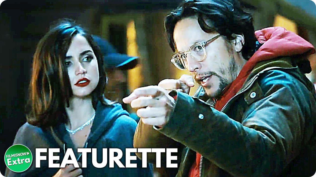 NO TIME TO DIE | Behind The Frame with Cary Fukunaga Featurette