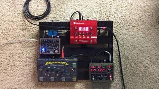Audio Sprockets ToneDexter Acoustic Preamp Pedal