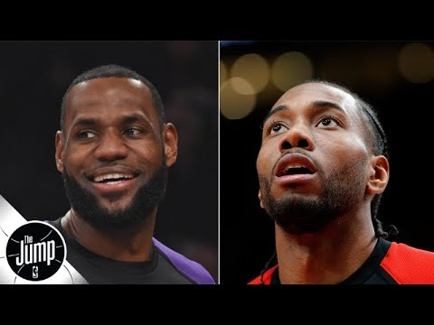 Breaking down the NBA 2K20 ratings: LeBron, Kawhi tied for the top spot | The Jump