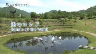 新宮晋 風のミュージアム SusumuShingu WindMuseum [展示作品] 風のロ...