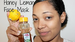 hqdefault - Can Honey And Lemon Cure Pimples