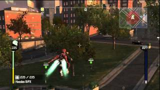 Earth Defense Force: Insect Armageddon Campaign  - Mission 1: Invasion Alert