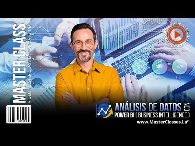Análisis de Datos con POWER BI (Business Intelligence) - Muy útil para tu empresa.