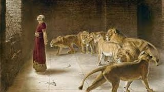 DANIEL OWN LION'S HEART WITH PRAYER