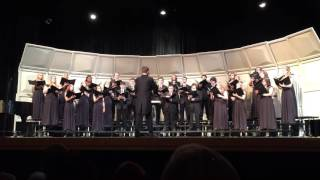 "LTHS A Cappella Choir  ""Domine Ad Adjuvandum Me Festina""  Fall, 2016"