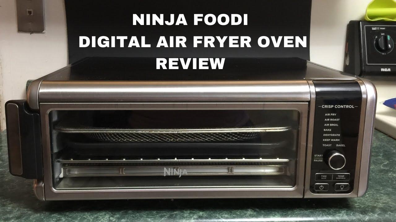 Ninja Foodi Digital Air Fry Oven Review Youtube
