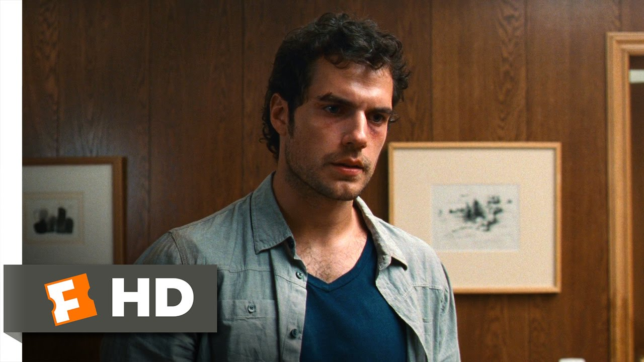 Download The Cold Light of Day (2012) - Caldera's Office Scene (4/10) | Movieclips