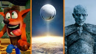 Crash Bandicoot Rivals COD + Destiny's Steam MISTAKE + Game of Thrones Leak ARREST - The Know