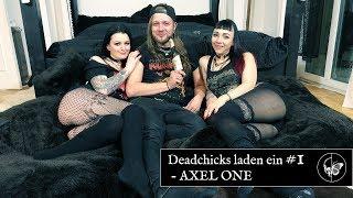 """Deadchicks laden ein #1 - """"The Drinking Game From Hell"""" und Axel One"""