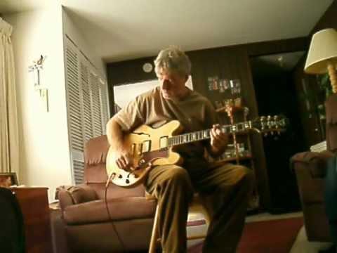 1996 Gibson Epiphone Sheraton 2 Demo ~ Made in Korea MIK  ES-335 Semi-Hollow Guitar