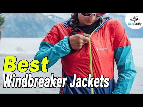Best Windbreaker Jackets In 2020 – Top 10 Picks For You!