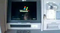 Citibank ATMs run Windows XP