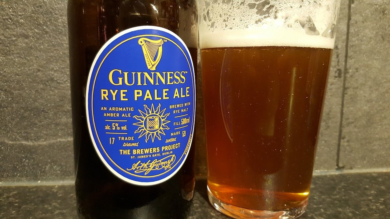 Rye IPA for Budding Beer Enthusiasts