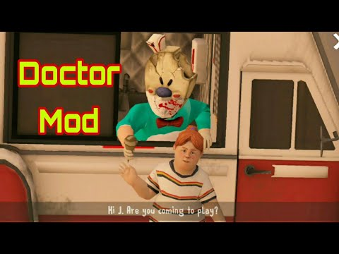 Ice Scream 2 Doctor Rod Full Gameplay