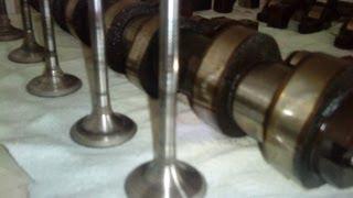 Ventile Wechseln in 2 Minuten ohne Spezialwerkzeug - Zylinderkopf