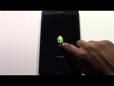 Galaxy Tab Pro 8.4 - How to Reset Back to Factory Settings   H2TechVideos