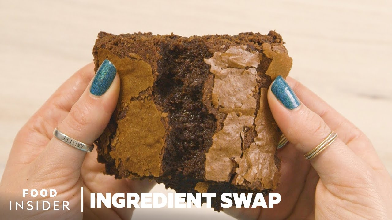 Every Common Brownie Alteration, Substitution And Mistake (14 Recipes) | Ingredient Swap