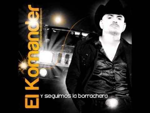 El Komander - Borracho Y Escandaloso Estudios 2011 (Y SEGUIMOS LA BORRACHERA)