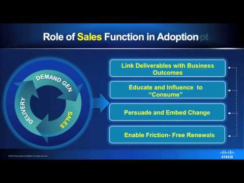 Growing Customer Spending: Who Does What? By Debbie Dunnam, Cisco for TSIA