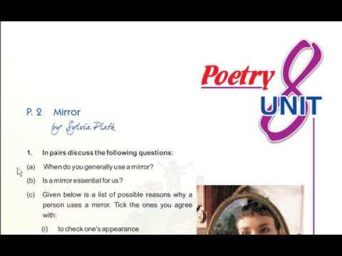 Poem MIRROR in Hindi