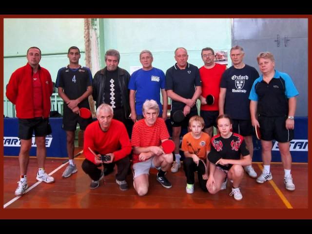 Мастерские Пинчука  Клуб настольного тенниса