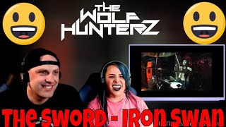 The Sword - Iron Swan (Live @ The Local 506) THE WOLF HUNTERZ Reactions