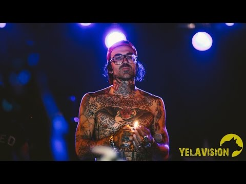 Yelawolf - Trial By Fire Tour @ Boston, MA, Paradise, 19.10.2016
