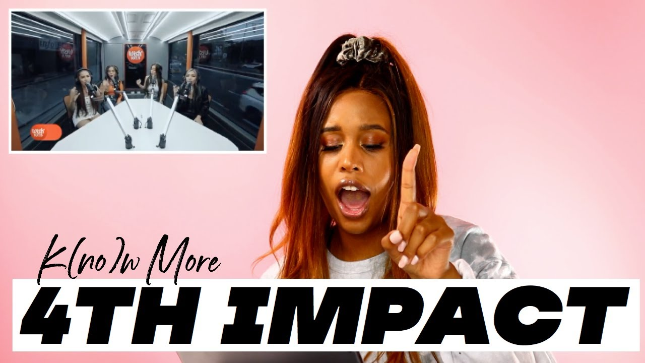 Music School Graduate Reacts to 4th Impact Singing K(no)w More on the Wish 107.5 Bus