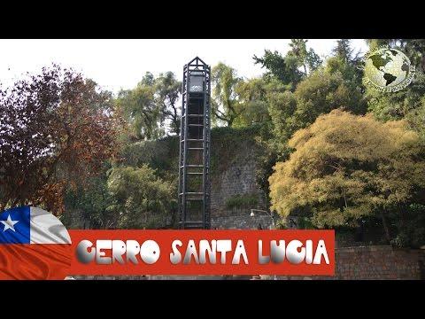 Cerro Santa Lucía - St. Lucía Hill, Santiago. Chile 2015