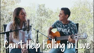 CAN'T HELP FALLING IN LOVE - Elvis Presley (Cover J&A)