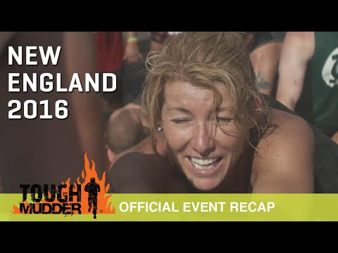 Tough Mudder New England - Official Event Video   Tough Mudder 2016