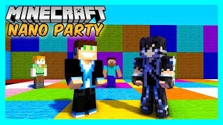 Download Video Minecraft Nano Party #02 - JEST HUNTER JEST IMPREZA! MP3 3GP MP4