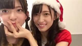 NGT48 山口真帆&菅原 りこ (NGT48 チームNIII) 20161217